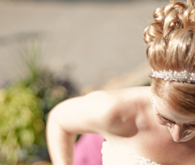 Bridal Packages at Halo Hairdressing